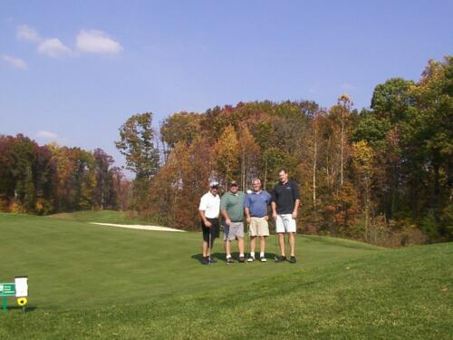 Kooper's Annual Charity Golf Tournie - Fells Point Baltimore