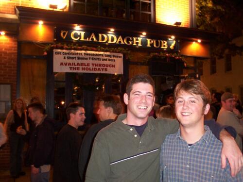 Claddagh Pub, Canton